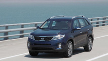 More details about European 2013 Kia Sorento revealed