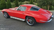 Chevrolet Corvette Split Window Coupe