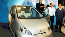 Bajaj Reveal Small Car Prototype