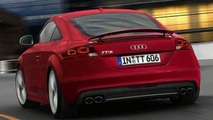 Audi TT-S Leaked Ahead of Detroit