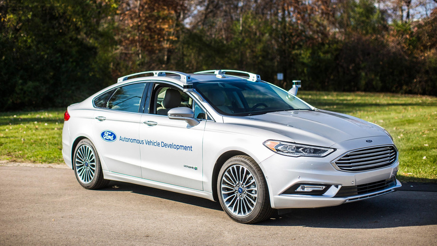 Ford's engineers are falling asleep while testing autonomous cars