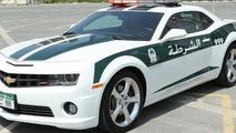 Chevrolet Camaro for Dubai Police