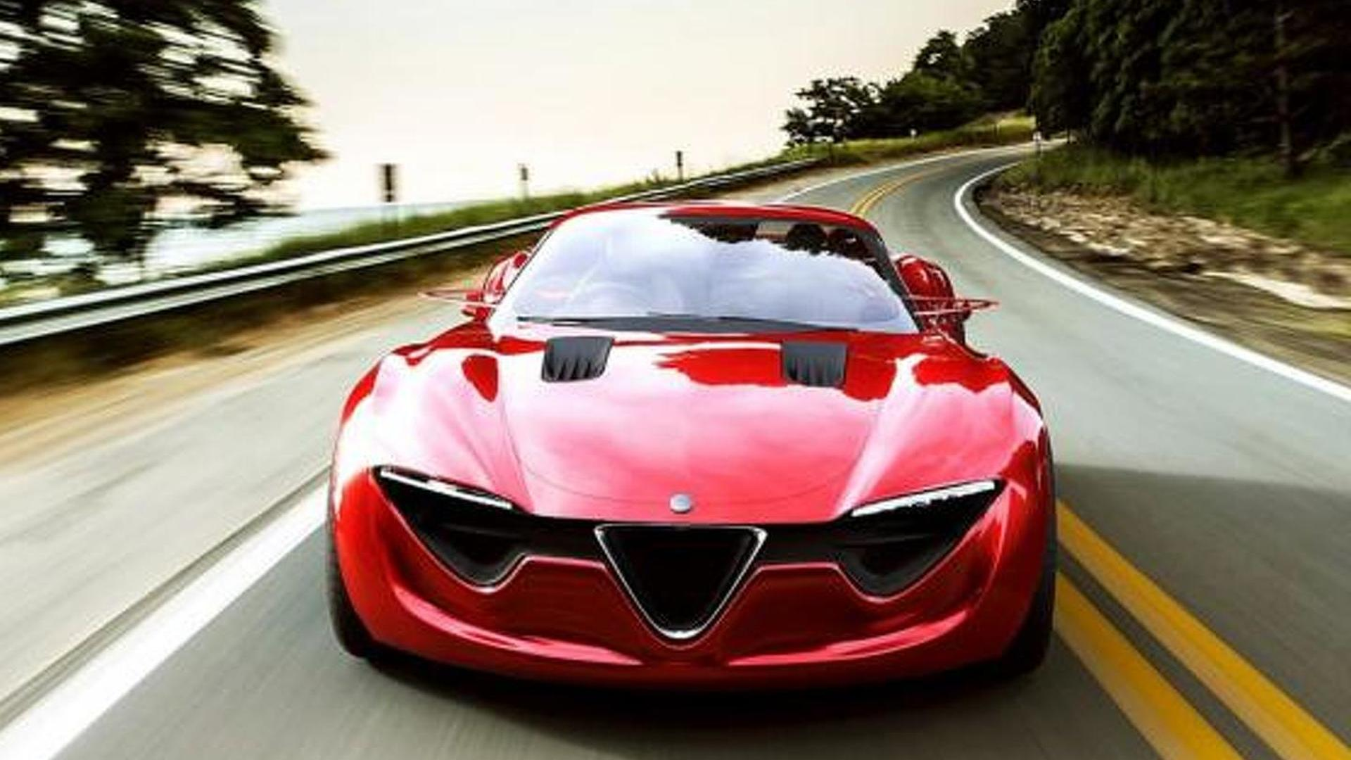 Alfa Romeo future lineup to include rear-wheel drive sedans & coupes - report