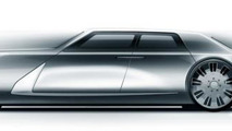 Russian presidential limo concept by Sasha Gusev 25.2.2013