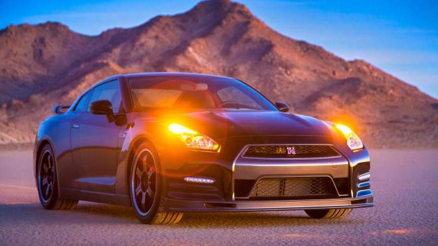2014 Nissan GT-R Track Edition announced in Chicago