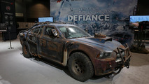 Defiance Dodge Charger storms into Chicago [video]
