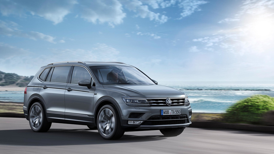 VW Tiguan Allspace arrives in Europe to spice up Geneva Motor Show
