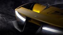 Carro projetado por Fittipaldi será feito em fibra de carbono