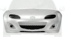Mazda MX-5/Miata Facelift Design Shape