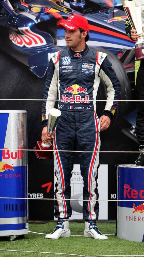 Vergne to be Red Bull reserve in 2011 - report