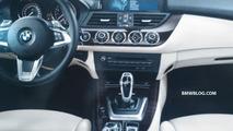 Leaked BMW Z4 Brochure Scan