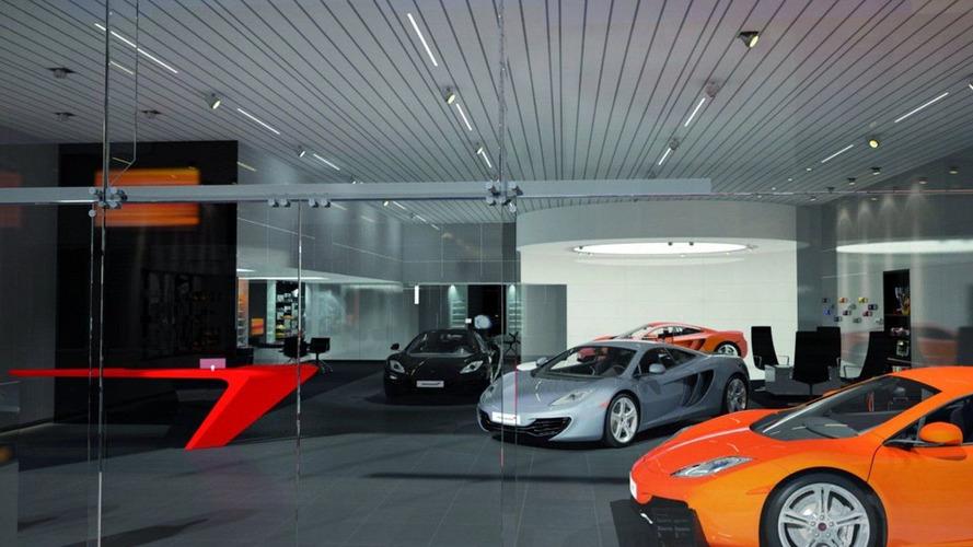 McLaren announces New York City as U.S. headquarters