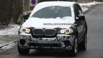 BMW X5 Facelift First Spy Photos