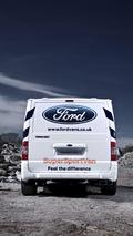 Ford Transit SSV unveiled