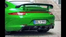 TechArt Porsche 911 Carrera 4