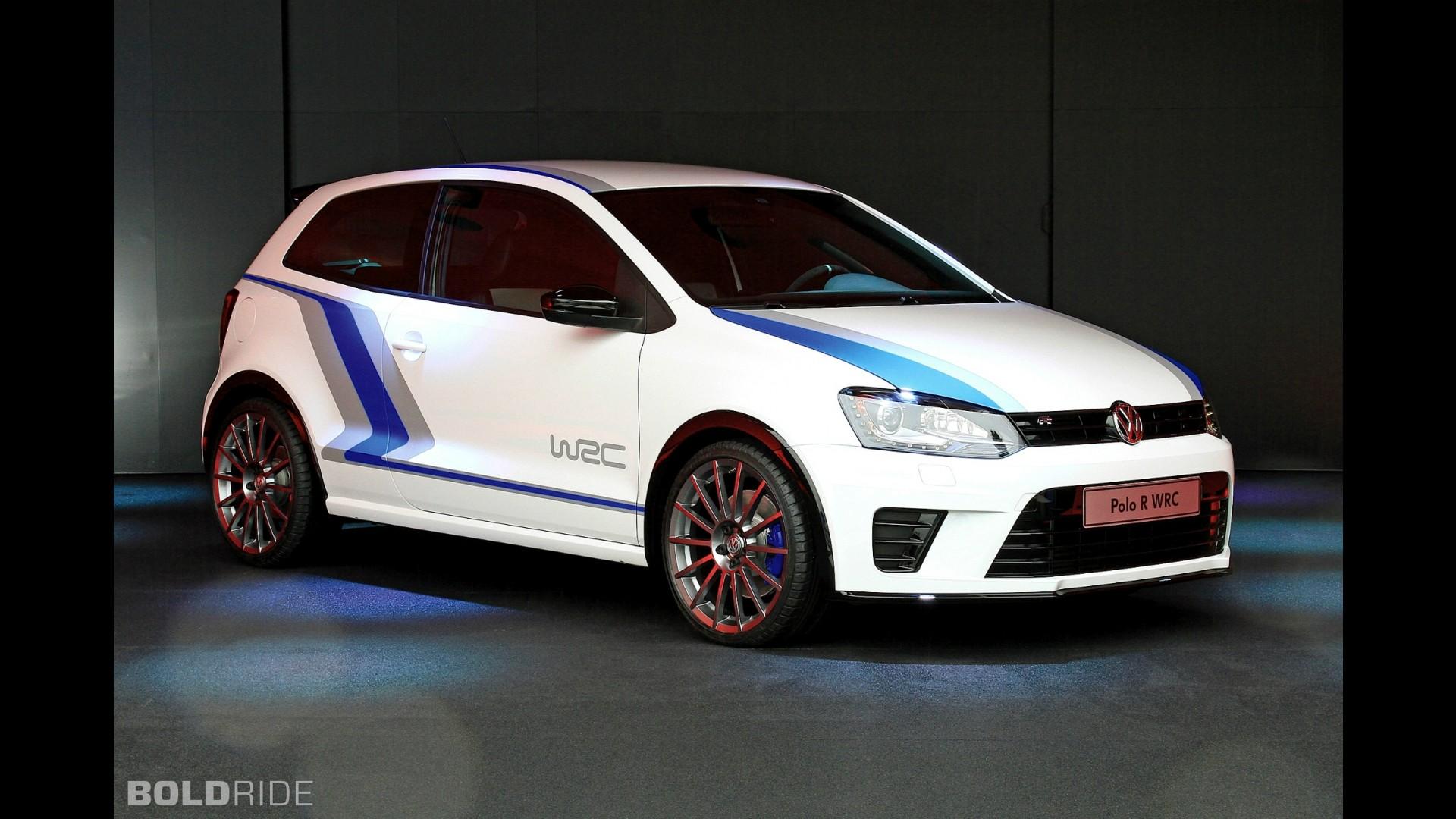 Volkswagen Polo R WRC Street Concept