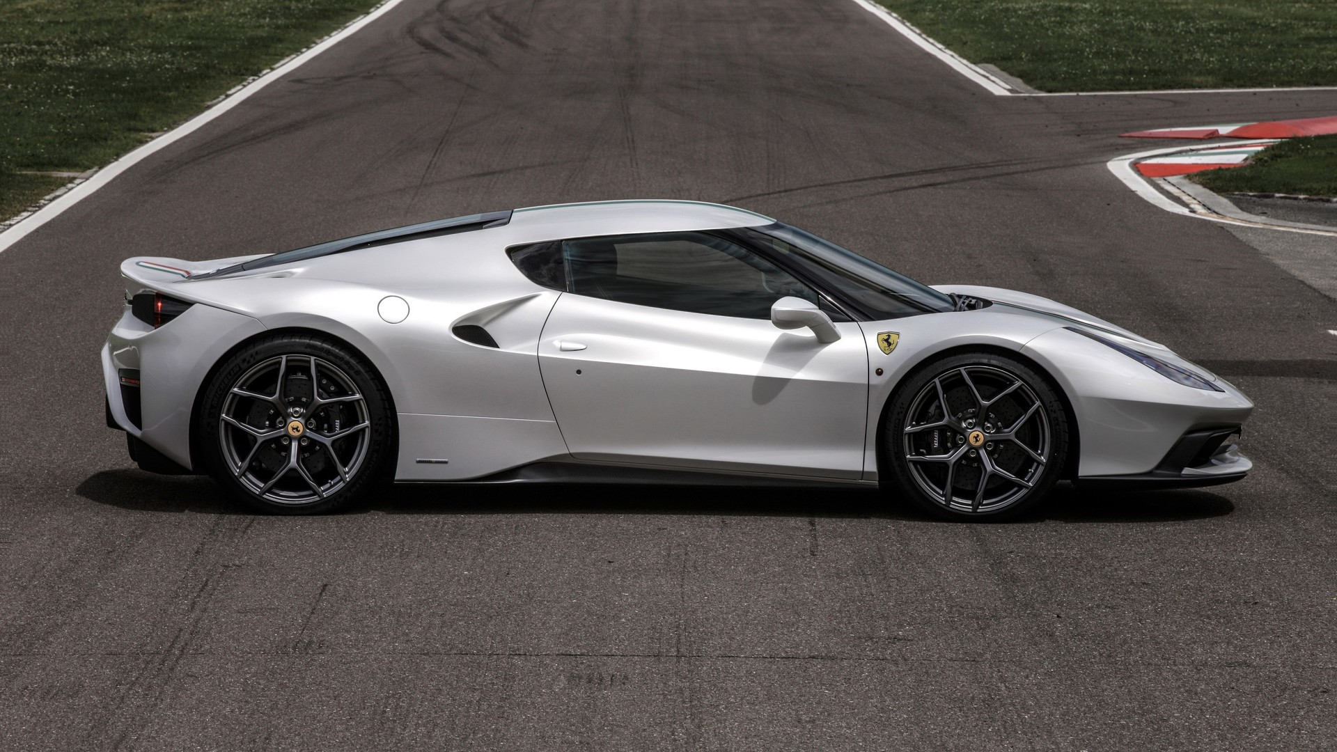 Ferrari 458 MM Speciale one-off revealed with cosmetic tweaks