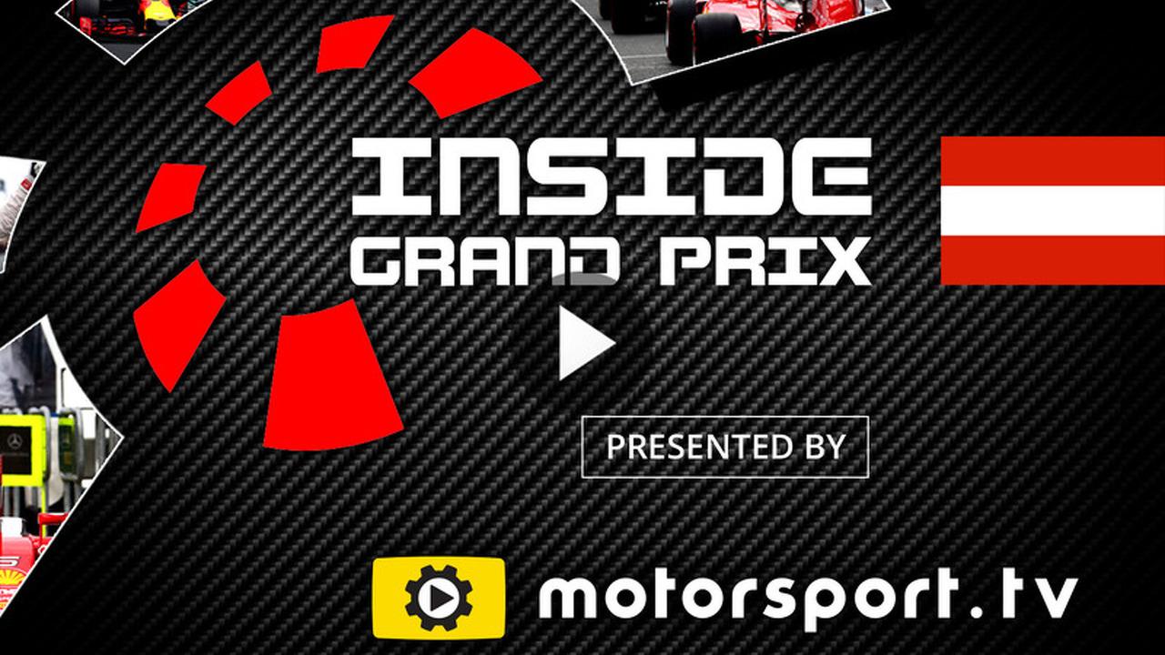 Inside Grand Prix 2016: Austria - Part 1 & 2