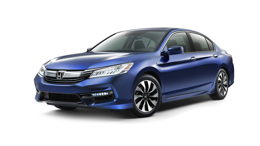 Honda Accord Hybrid returns for 2017 with 212 hp, 48 mpg combined