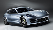 Porsche Pajun pushed back until at least 2019 - report