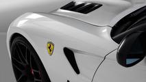 Ferrari 599 styling program by Vorsteiner 18.04.2012