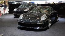 Gemballa GT package for Porsche 991 Carrera 07.03.2012
