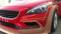 Volvo V40 bio-diesel racecar by Heico Sportiv 24.05.2012