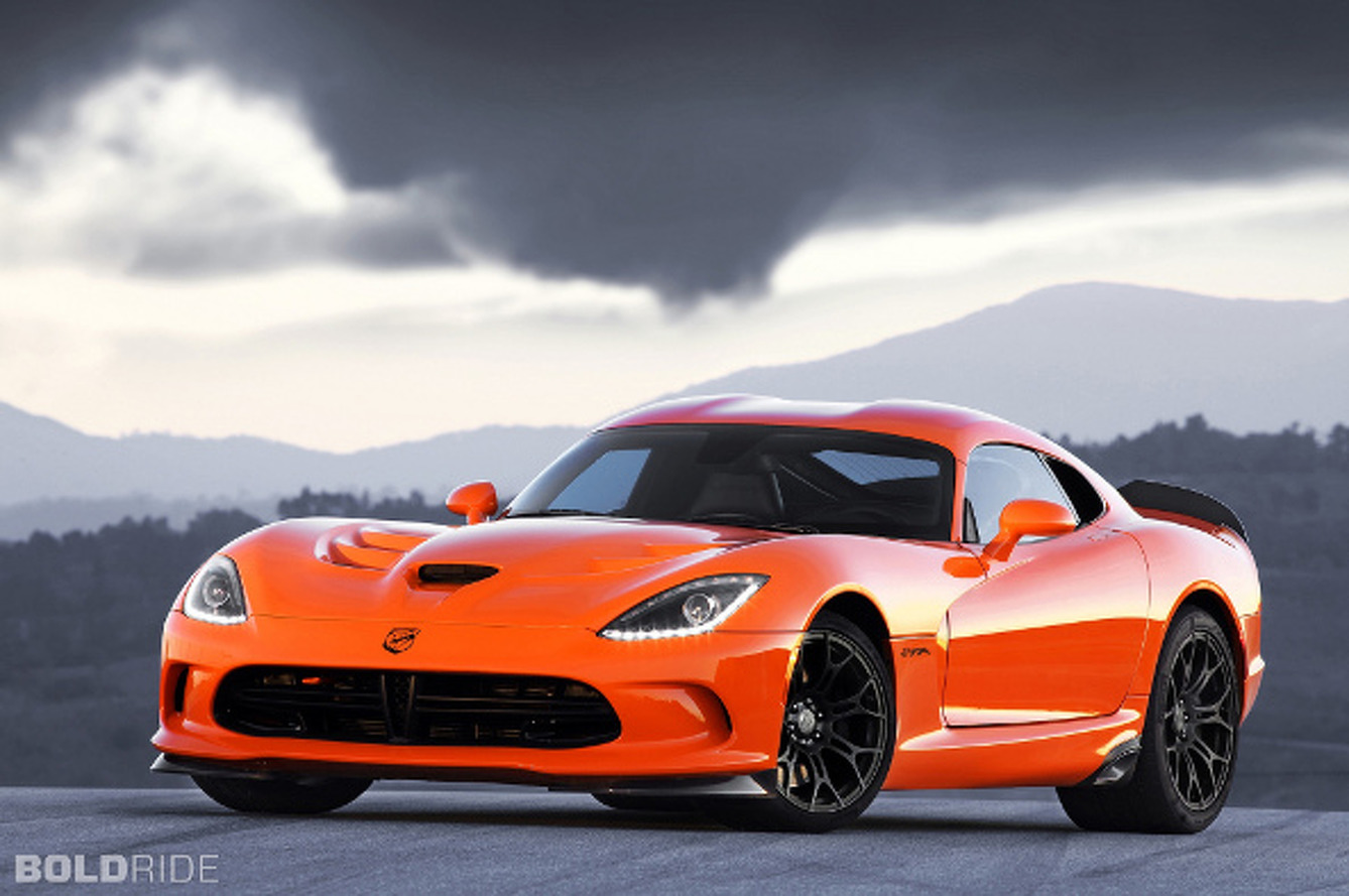 NY Preview: 2014 SRT Viper TA