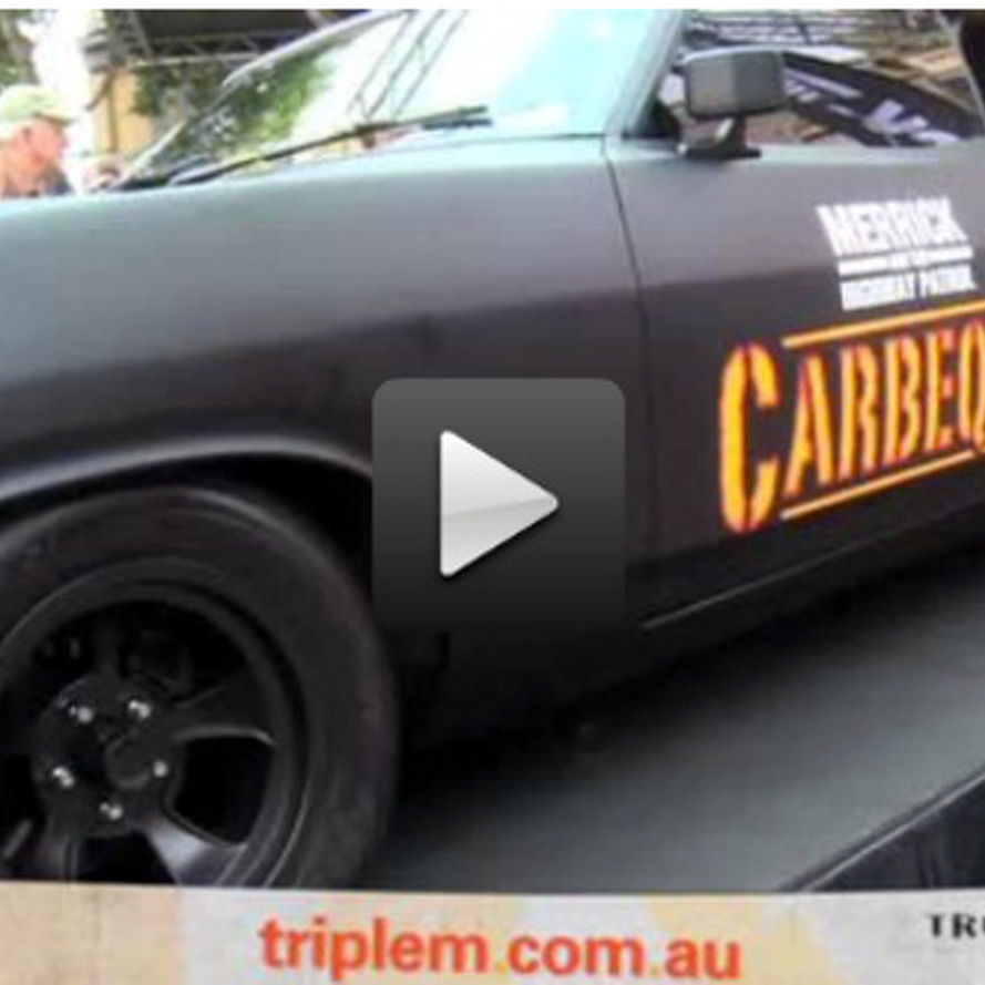 Carbeque Equals Smokehouse Goodness on Wheels