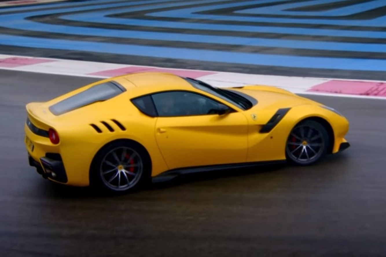 Watch Matt LeBlanc Go Car Shopping in Latest 'Top Gear' Trailer