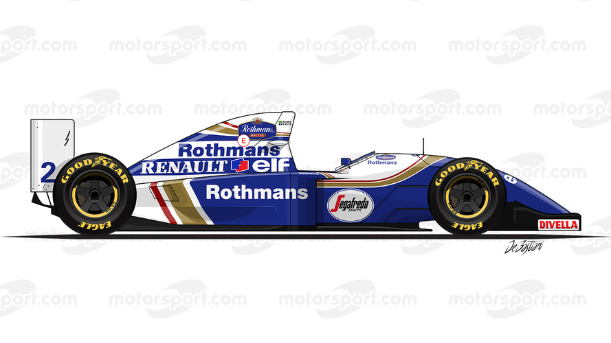 1994 - Williams FW16