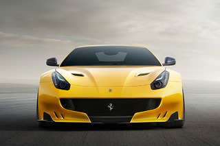 See Why the 2016 Ferrari F12tdf Will Be Lightning-Fast