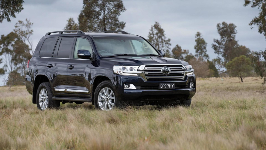 Toyota Land Cruiser facelift goes official with more upscale design
