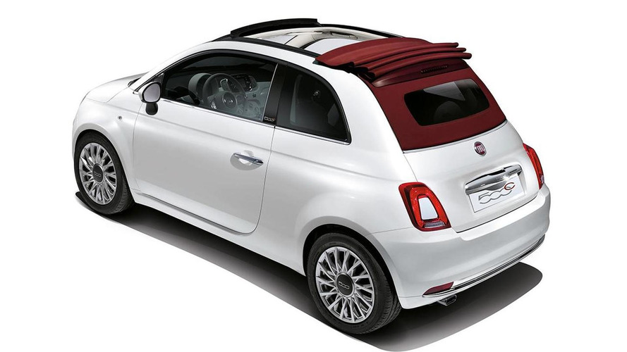 Fiat auctions off a 500 Cabrio which will be customized by Garage Italia Customs