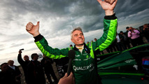 Drayson Racing breaks world speed record for a lightweight electric vehicle