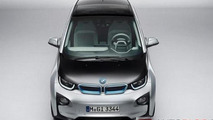 2014 BMW i3 leaked photo 23.7.2013