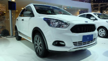 Ford Ka Trail brings crossover traits to Sao Paulo Motor Show