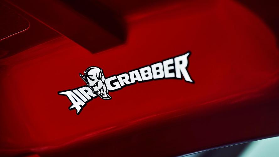 Dodge Challenger SRT Demon Forced Induction Teaser