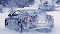 Next-gen BMW 6 Series Coupe spy photo