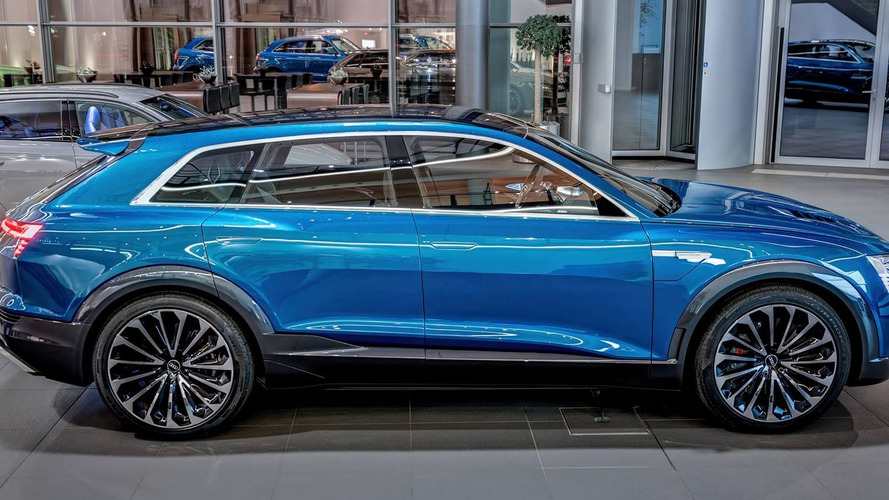 Audi Using Standalone E Tron Name For First Suv Ev Model
