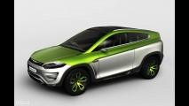 Magna Steyr MILA Coupic Concept