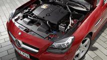 Mercedes introduces the SLK 250 CDI