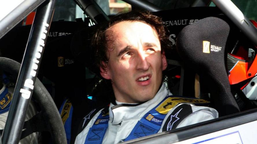 Kubica puts rallying aside for F1