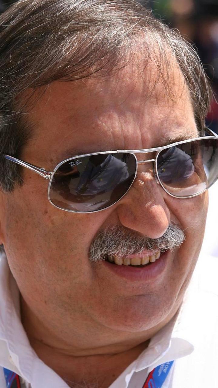 Jose Ramon Carabante (ESP) Hispania Racing F1 Team, Team Owner, Turkish Grand Prix, 30.05.2010 Istanbul, Turkey