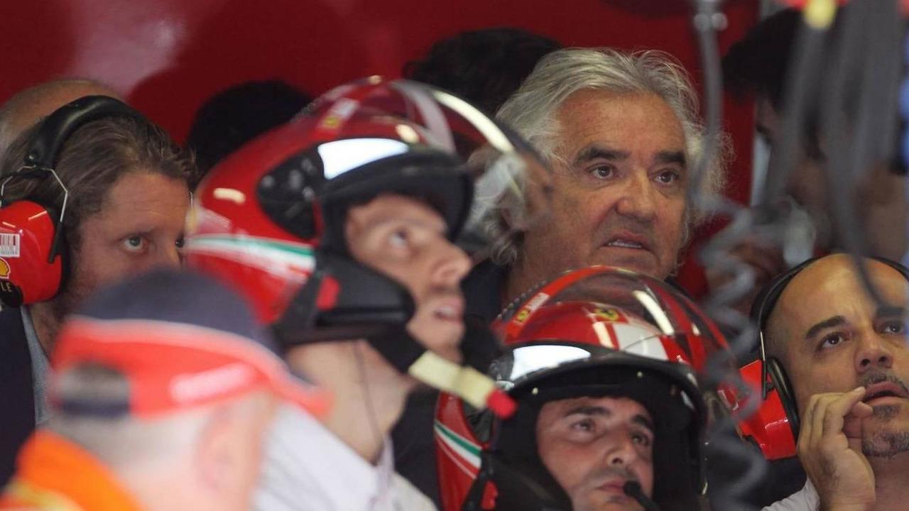 Flavio Briatore (ITA) - Formula 1 World Championship, Rd 14, Italian Grand Prix, Saturday Qualifying, 11.09.2010 Monza, Italy