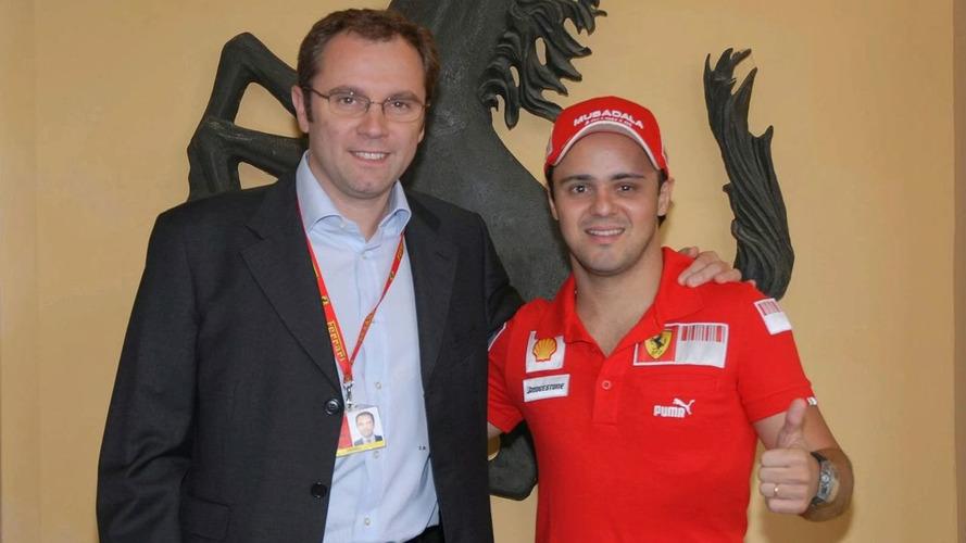 Domenicali indicates Massa to stay at Ferrari