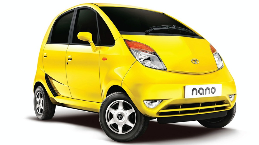Tata Nano coming to U.S. in 2015 - report