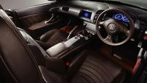 Honda Sports Modulo S2000 Concept Interior