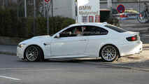 2010 BMW M3 Coupe Facelift Spied