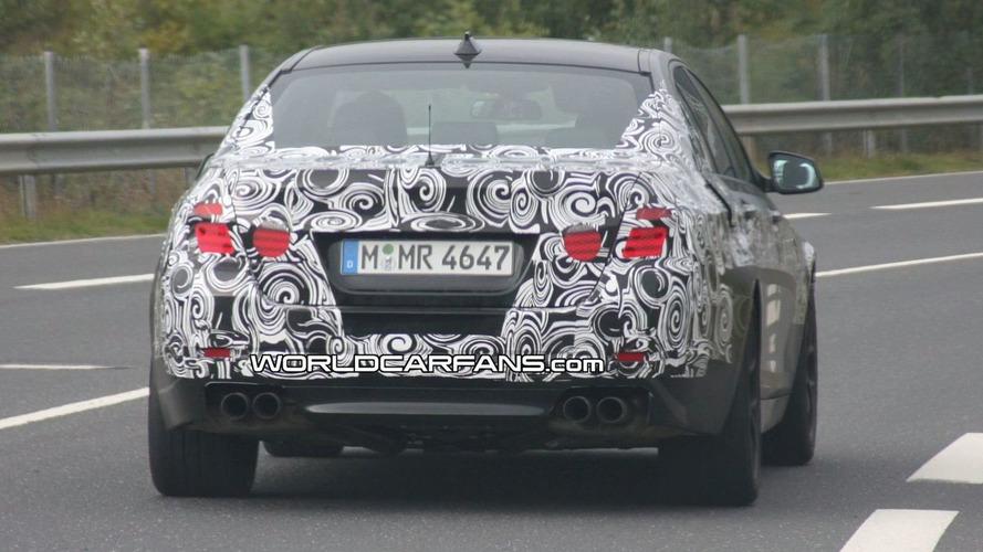 Next Generation 2011 BMW M5 F10 Further Details